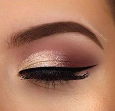 Wedding makeup for brown eyes 15 best photos (simple prom eye makeup) - . Wedding makeup for brown eyes 15 best photos (simple prom eye makeup)Make up the brown eyes step by step so that you . - make-up Sexy Eye . Wedding Makeup For Brown Eyes, Makeup Looks For Brown Eyes, Best Wedding Makeup, Natural Wedding Makeup, Wedding Makeup Looks, Natural Eye Makeup, Bridal Makeup, Natural Eyeliner, Simple Makeup For Wedding