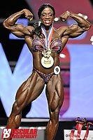 Iris Kyle - Miss Olympia & Miss International Champion Bodybuilder  www.bodybyvisite.com