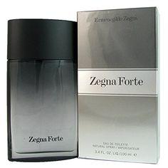 Ermenegildo Zegna Zegna forte Eau de Toilette Spray for Men, 3.4 Ounce