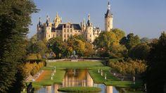 Schwerin Castle: Germany