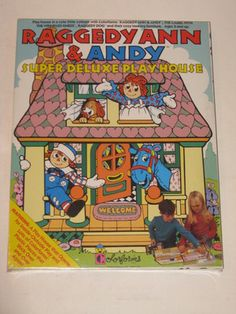 Deluxe play house MIB