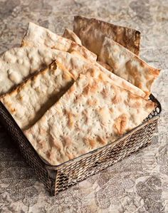 Israeli recipes / Israeli cuisine / Israeli food / Cooking / Tsipi Pichovich / Appetizers / Baking / Bread / Breakfast recipes / Carbs / Cheap recipes / Jewish feasts / Jewish recipes / Kosher / Make ahead / Parve recipes / Passover / פסח / מצות תוצרת בי