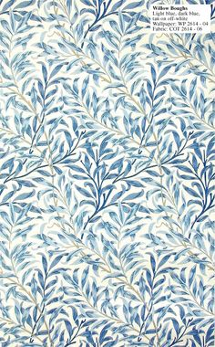 William Morris Fabric