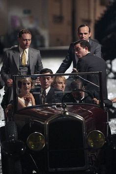 Midnight In Paris Cast | Torna al post: Midnight in Paris - nuove foto dal set del nuovo film ...