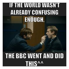 David Tennant + Arthur Darvill + Broadchurch= WHAT THE HECK?!? (Broadchurch meme)