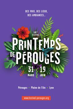 Printemps de Pérouges