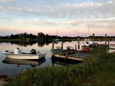 It's Monday in Beaufort, North Carolina. We hope everyone's morning looks this good. (Photo by David Cartier) 