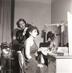 Maria Calas, 1956