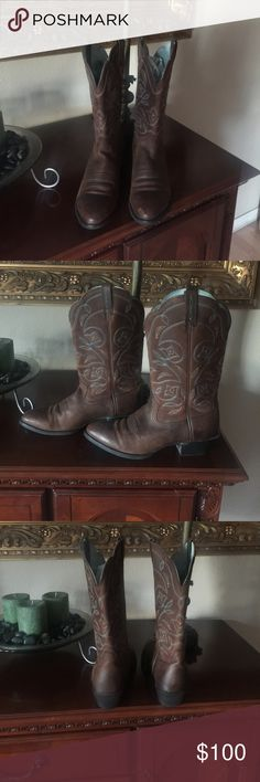 Ariat boots for women Leather Ariat Shoes Ankle Boots & Booties