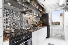 Kitchen | via Fastighetsbyran