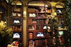 Lord & Taylor, New York City | Holiday Window Displays 2014