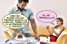 Vignetta: La cura del ferro! Memes, Image, Iron, Pictures, Humor, Meme
