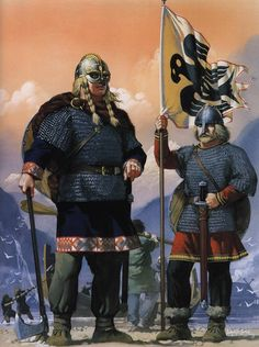 Vikings (Norway, X century)