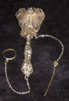 Antique Victorian Filigree Silver Tussie Mussie Posy Hold CA 1875 | eBay Victorian Jewelry, Victorian Era, Antique Jewelry, Vintage Antiques, Vintage Items, Small Flower Bouquet, Bouquet Holder, Metal Vase, Vintage Purses
