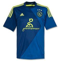 Adidas Ajax Away Shirt 2014 2015 Ajax Away Shirt 2014 2015 http://www.comparestoreprices.co.uk/football-shirts/adidas-ajax-away-shirt-2014-2015.asp