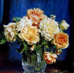 Roses 1929: Hans Heysen