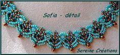 Sofia by Sereine Creations (detail)