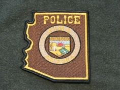 Pima Police Pima (Community was named after an Indian tribe, and was a Mormon Settlement)