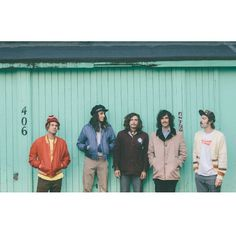 """The Growlers are fantastic. """"Life is for living and that's as far as we've got with our plans."""""""
