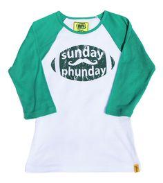 Sunday Phunday Womens Sleeve Raglan - New York Jets Football New York Jets Football, Lust, Hate, Dress Up, Sunday, Sweatshirts, Sports, Sleeves, Sweaters