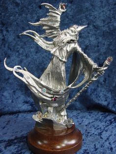 The Spirit of the South Wind http://www.perthpewter.com/spirit-of-the-south-wind.html