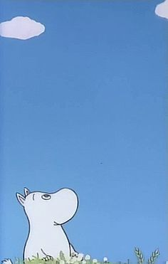All things moomin. Moomin Wallpaper, Old Wallpaper, Moomin Cartoon, Cartoon Crazy, Cute Profile Pictures, Tove Jansson, Old Anime, Cute Characters, Cute Illustration