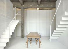 70 beste afbeeldingen van trap staircases floating stairs en open