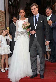 Roberto Diz, el diseñador que ha vestido a las novias e invitadas del año #brides