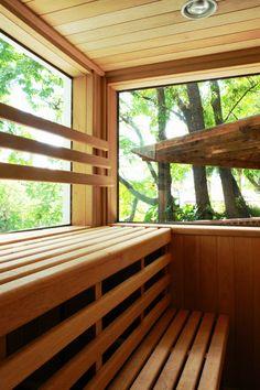 A Detox day, try the Sauna in Casa de Campo