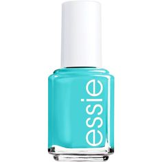 essie Nail Color - In The Cab-ana . fl oz (12 AUD) ❤ liked on Polyvore featuring beauty products, nail care, nail polish, nails, beauty, makeup, cosmetics, filler, essie nail polish and essie nail color