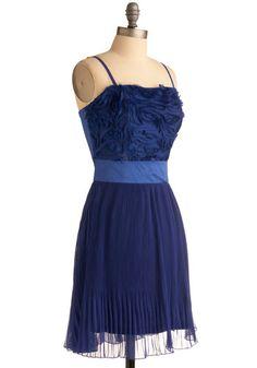Perwinkle Promenade Dress at www.modcloth.com - $59.99.