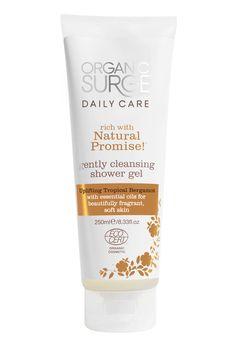 Organic Surge Tropical Orange & Bergamot Shower Gel