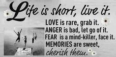 LIVE LIFE BUT LOVE JESUS