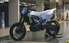 Husqvarna 701 – Early morning KISKA Snapshots « Design « DERESTRICTED