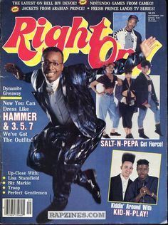 Remember Right On magazine?