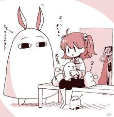 Fate Anime Series, Cute Art, Chibi, Pikachu, Snoopy, Kawaii, Manga, Type, Comics