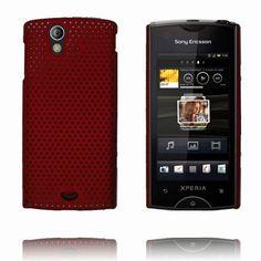 Atomic (Rød) Sony Ericsson Xperia Ray Deksel