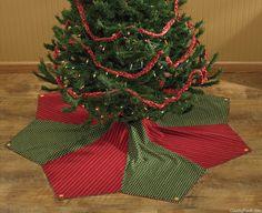 christmas tree skirt | holidays christmas tree skirt home for holidays christmas tree skirt ...