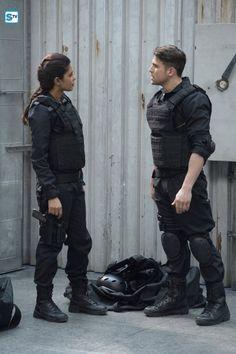 Alex and Drew. Quantico