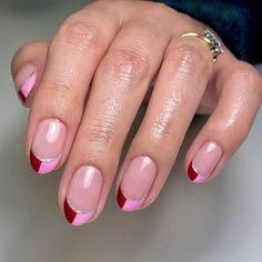 San Valentin Nails 2021 #nails #sanvalentin #love #manicura #manicure #hearts #art #amor Nails, Painting, Beauty, Instagram, Love, Fingernail Designs, Finger Nails, Amor, Ongles