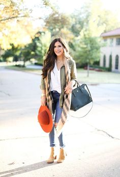 Styling a Utility Jacket