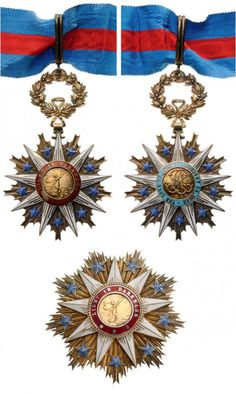 ORDER OF THE STAR OF AFRICA : Lot 1293