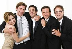 The Office cast is a spectacular group of people! :)