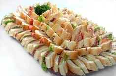 kids birthday party food ideas | Baguette Party Kids Food | Tips Kids Party - Ideas, Themes ...