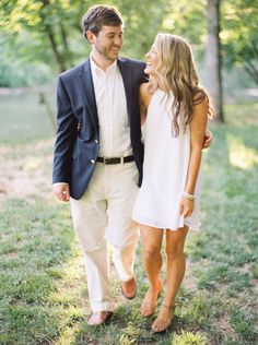 Today's Georgia engagement is about as sweetly Southern as you can get!