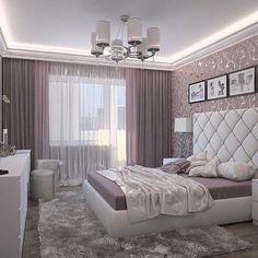Какой цвет вы считаете идеальным для спальни?