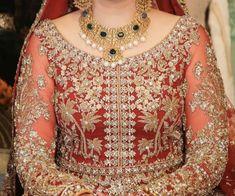 Bridal Suits Punjabi, Pakistani, Brides, Lace, Tops, Dresses, Women, Fashion, Vestidos