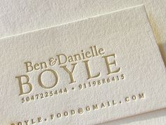 Letterpress business cards 1color custom by dinglewooddesign 9000 letterpress printed business cards colourmoves