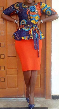 Ankara | Dutch wax | Kente | Kitenge | Dashiki | African print dress | African…