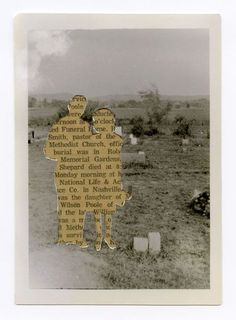 Art Nectar | Cutting Edges: A Few Reflections on Contemporary Collage | http://artnectar.com